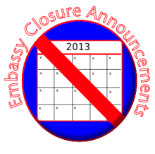 Embassy Closure